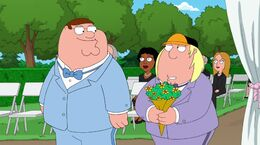 Chris and Peter Get Married