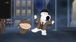 Sherlock and Watson Dutsing