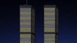Nightly Twin Towers