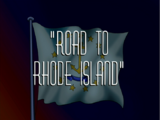 Road to Rhode Island