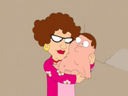 Peter as a Newborn Baby