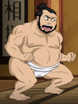 Fat Japanese Anime Guy