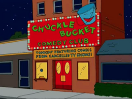 Chuckle Bucket Comedy Club