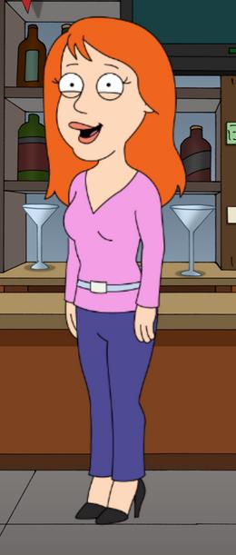 Lily Aldrin (Family Guy)