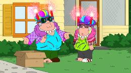 Crazy Peter and Chris