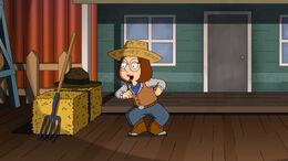Meg the Cowboy