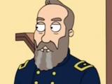 Mayor James Garfield