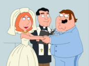 Peter and Lois Getting Married