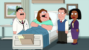 Bert and Sheila Visit Peter in the Hospital