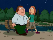 Peter on a Date With Lois