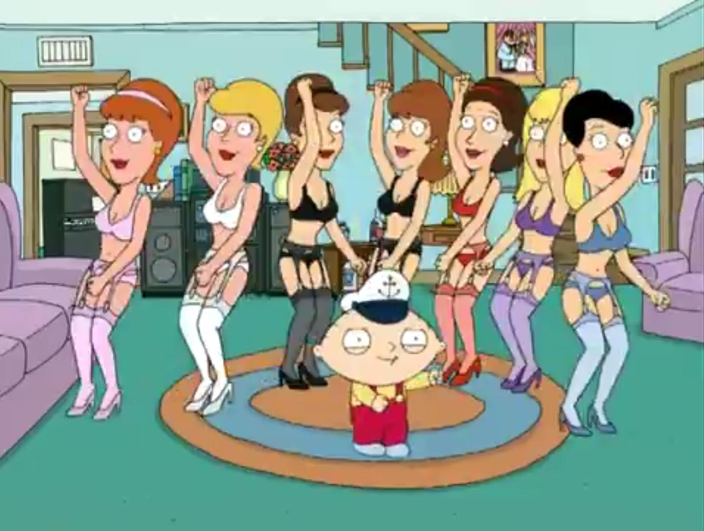 Sexy Party | Family Guy Fanon Wiki | Fandom