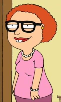 Muriel Lookin' Ugly