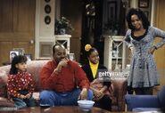 Family matters dudes carl, richie, judy & laura