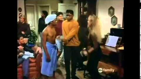 Family Matters - Waldos First Appearance