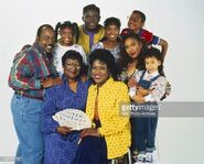 Family matters cast 1991