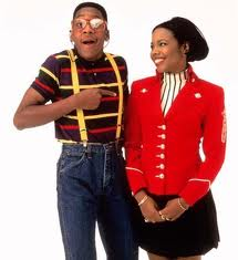Image result for laura and steve urkel