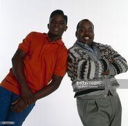 Eddie & carl 1990