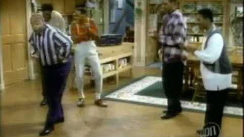 Tap Dancing with Carl Winslow and Waldo Faldo
