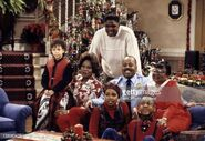 Fmatters christmas where the heart is winslow family & urkel