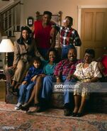 Family matters cast 1993