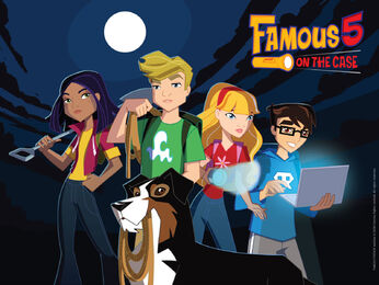Famous 5 on the case 1