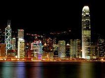 Hong kong sea view