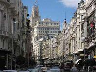 Madrid cty day