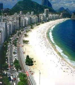 Rio de janerio beach