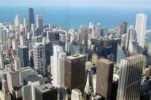 Chicago day
