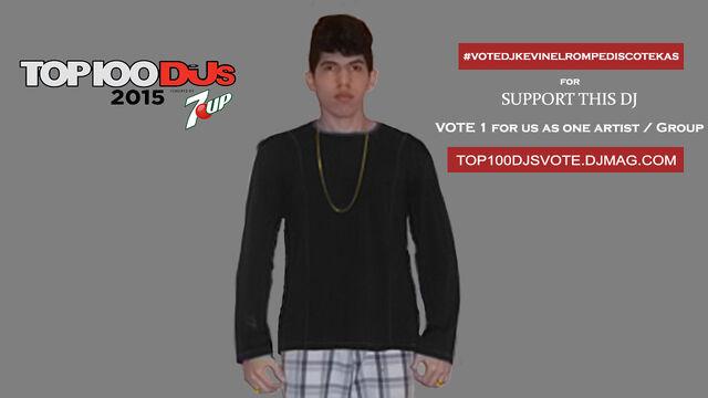 File:Vote Dj Kevin El Rompe Discotekas On Top 100 Djs Mag.jpg
