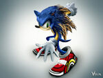 The real sonic by v trayal