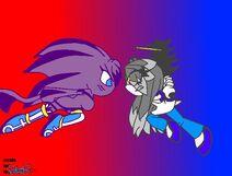 Mis dibujos (celeste vs shisu)
