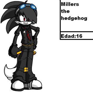 Millers th hedgehog