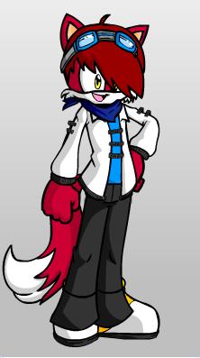 Maxi The Fox