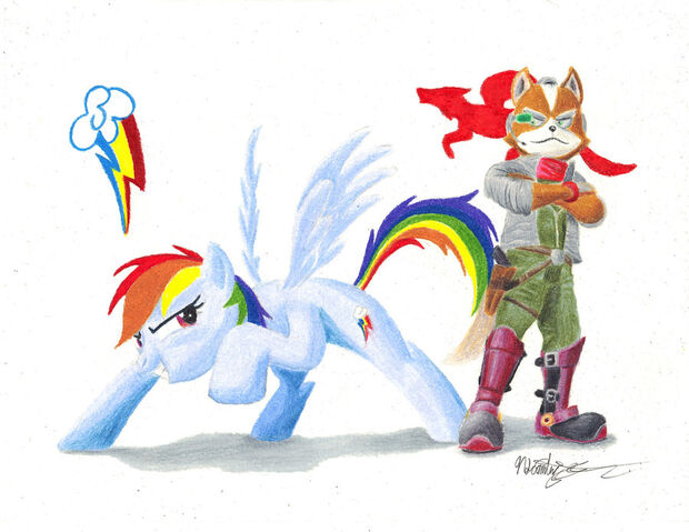 File:Rainbow dash fox mccloud by primogenitor34-d4gtuq7.jpg