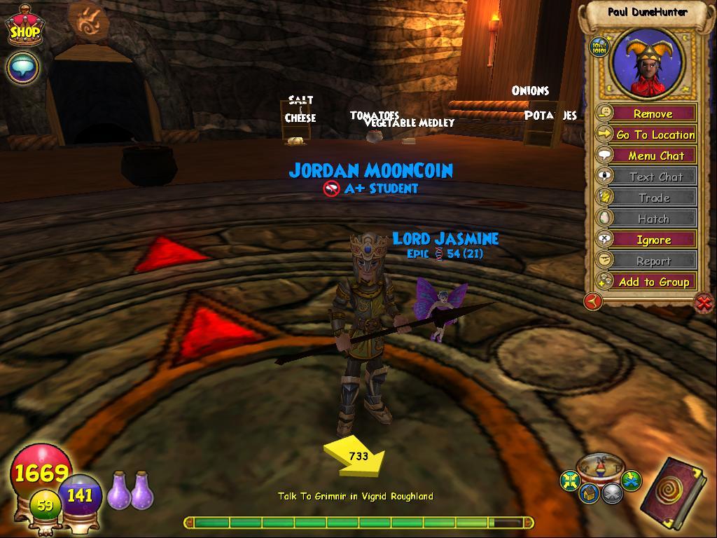 Jordan MoonCoin   Fan game wizard 101 Wiki   FANDOM powered