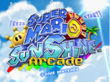 Super Mario Sunshine Arcade
