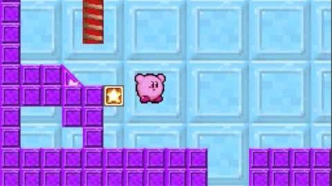 Kirby RPG Return of Dark Matter--Engine WIP video 1