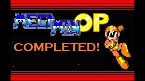 Mega Man OP (fan game) PC Playthrough