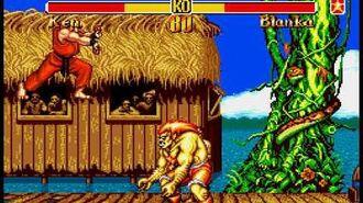 Hacks Showcase Extra 2- Street Fighter 2 Not Settled (Hack of SSF2- TNC for Sega Genesis) Part 2