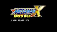 MegaManXSpeedRunBETATitleScreen