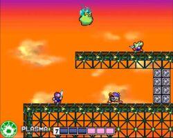 KirbyInvadersFromTheDark Airship