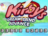 Kirby's Dream Land Advance