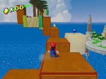 SuperMarioSunshineArcade Gameplay2