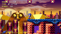 SonicTimeTwisted Gameplay1