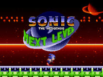 Sonic1TheNextLevel TitleScreen