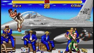 Hacks Showcase Extra 2 Street Fighter 2 Not Settled (Hack of SSF2 TNC for Sega Genesis) Part 1-0