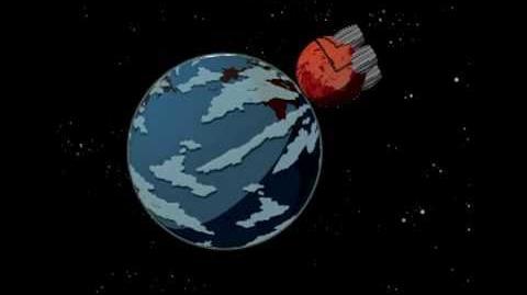 Battle of the Planets - Soda Crushing Scene