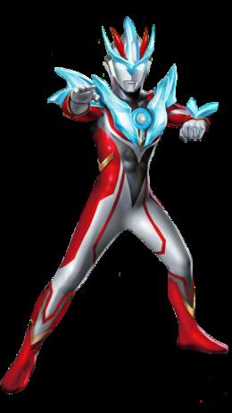 Ultraman Orb Mebium Especially