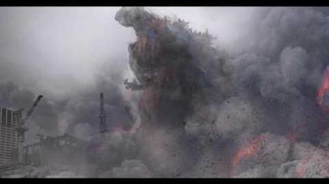 Shin Godzilla Theme in Reverse!